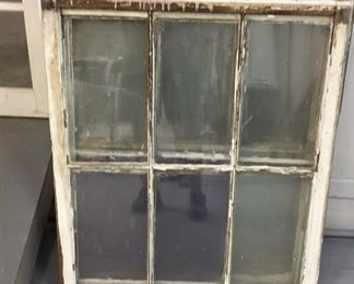 Antique Church Windows