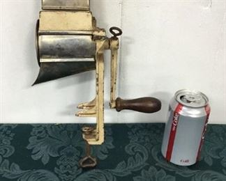Antique German Cheese Grater
