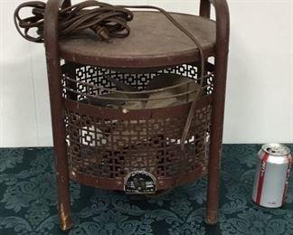 Antique Stool Fan