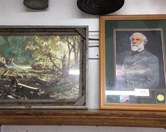 Civil War Framed Prints