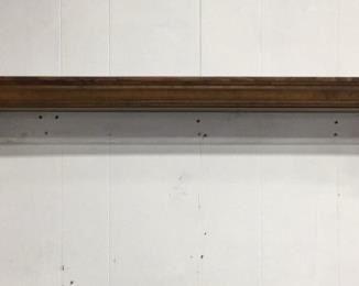 Wood Mantle