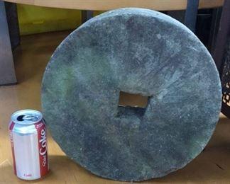 Antique Grinding Wheel stone