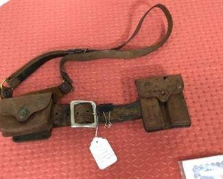 Boyt Military ammo belt