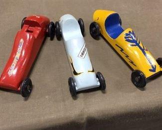 Pine Wood Derby Cars