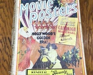 Movie Poster Book