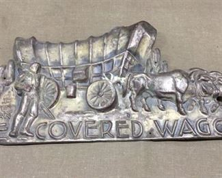 The Covered Wagon emblem