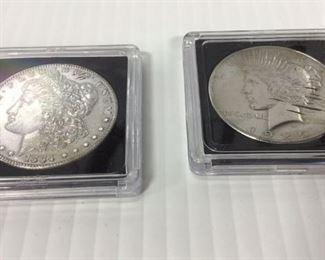 1822 1925 Silver Coins
