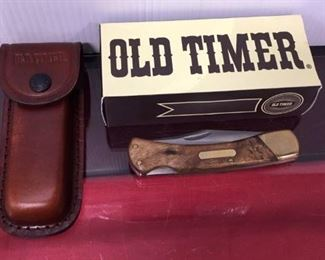 Vintage Old Timer knife