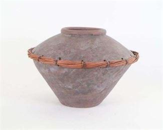 VTG Clay Vase