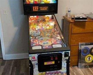 Simpsons Pinball Party Pinball Machine