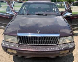 1991 Chrysler LeBaron Sedan