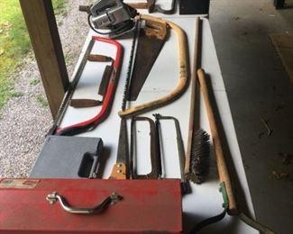 A Lot of Tools