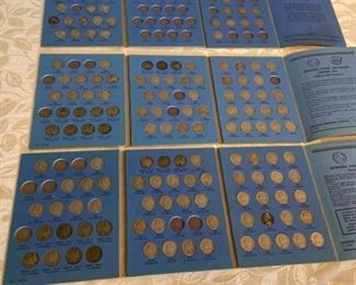 Jefferson and Buffalo Nickel Collection