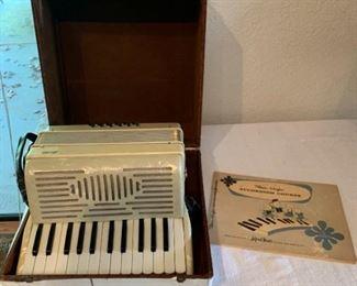 Keyboard Villani Accordion