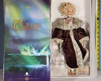 Robert Tonner Fashion Doll from The Golden Compass mint in original box