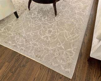 Mansour Modern hand woven rug