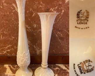 Lenox USA Vases