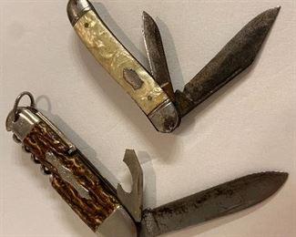 Camp Knife Pocket Knife
