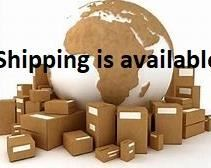 shipping is available