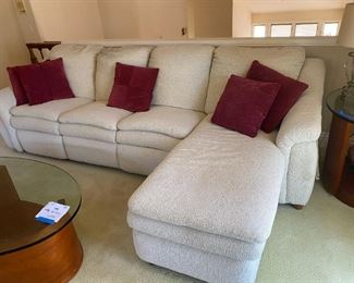 Couch with lounge