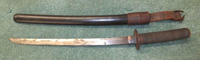 Japanese Short Sword