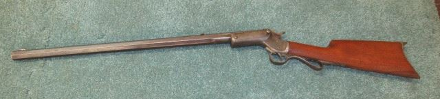 Stevens Tip-Up .22 Short Caliber Rifle - Made From 1870 to 1895