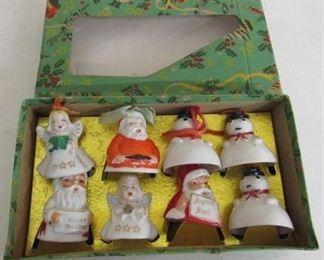 Christmas Bells in Box