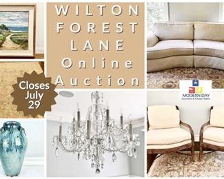 Wilton Forest Lane