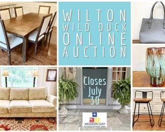 WILTON Wild Duck