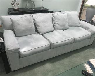 Sofa (light blue - matches loveseat) $ 280.00
