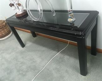Glass Top Sofa Table $ 134.00