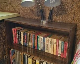We Have Several Small, Medium, and Large Mid Century Book Shelves