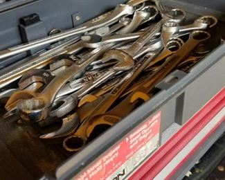 More Craftsman Wrenches and Tools