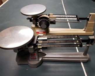 Triple Beam Scales