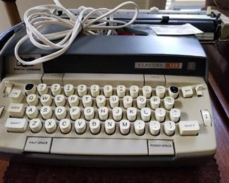 Smith Corona Electric Typewriter