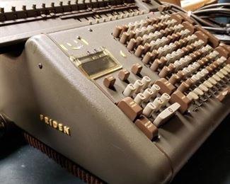 Friden Mechanical Calculator
