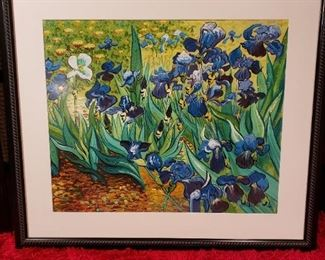 Original Painting in the Style of Van Gogh