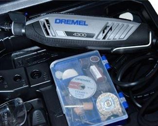 9. DREMEL 4300 Router Set