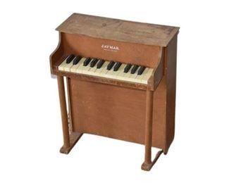 49. JAYMAR Miniature Piano