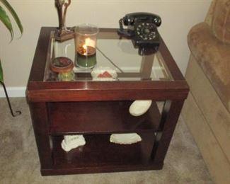 Ethan Allen Accent Tables