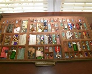 4. Collection Of Military Metals and Items Of Memorabilia