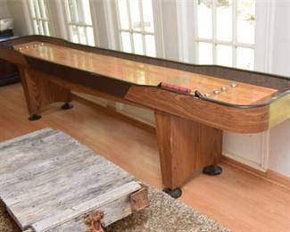 7. CHAMPION Shuffleboard Table