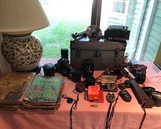 Camera eqipment