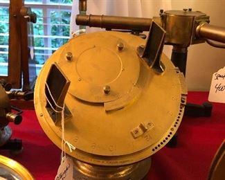 Pilkington & Gibbs Helio chronometer