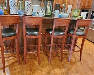 Beautiful set of bar stools