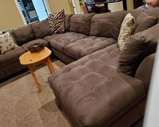 Beautiful sofa pit group excellent condition