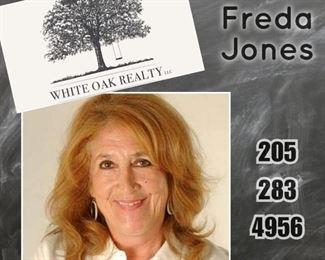 Freda Jones, Bham