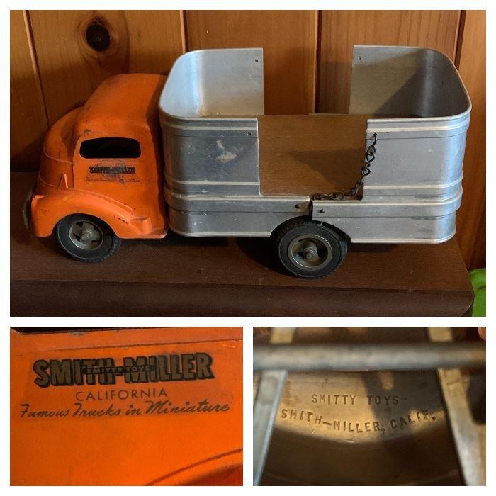 Smith Miller Barrel Truck