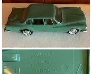 Valiant Promo Car