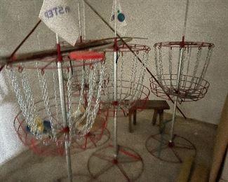 Disc Golf Equipment